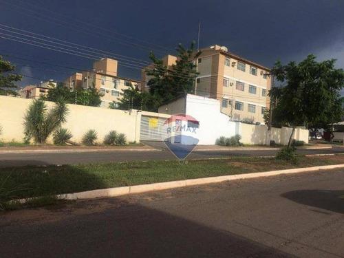 Imagem 1 de 18 de Apartamento 2 Quartos Residencial Paiaguás À Venda- Cuiabá/mt. - Ap1262