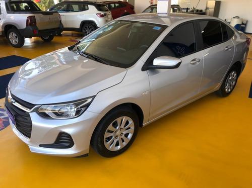 Imagem 1 de 11 de Chevrolet Onix Plus 1.0 Lt 4p Sedã