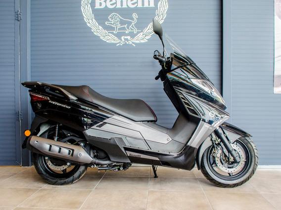 Benelli Zafferano 250 - Benelli Store Pilar - Ahora 12 O 18