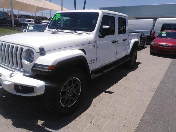 Jeep Gladiator 2020 3.6 V6 Overland Doble Cabina 4x4