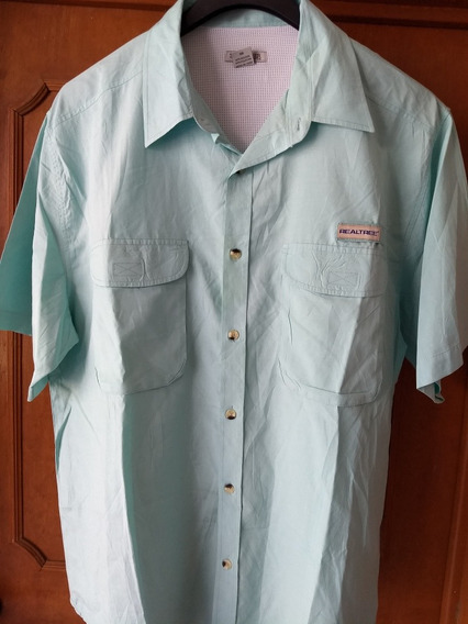 Camisa Realtree Talla Xl Adulto Ventilacion