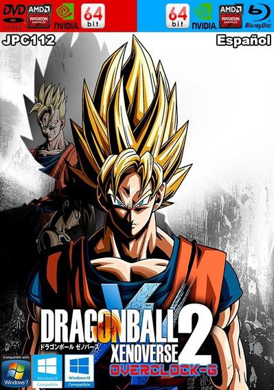 Juego De Pc Dragon Ball Xenoverse Pack, Windows, Nvidia, Amd