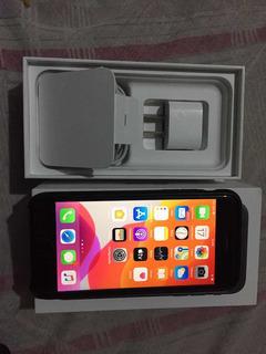 Celular iPhone 7 Black De 32gb /linea Personal/