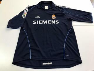 Camiseta Alternativa Del Real Madrid 5 Zidane
