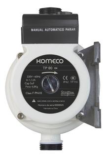 Minibomba Pressurizadora Agua Tp80 Komeco 220v
