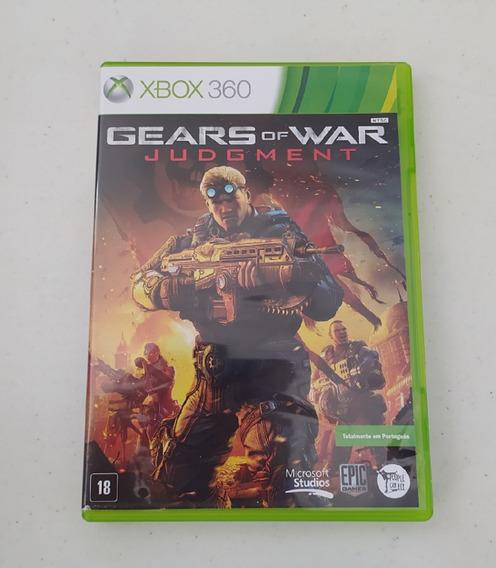 Jogo Gears Of War Judgment - Xbox 360 - Original - Português