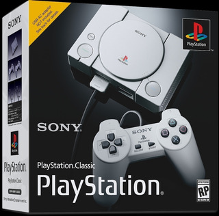 Consola Sony Playstation Classic Oferta!!!