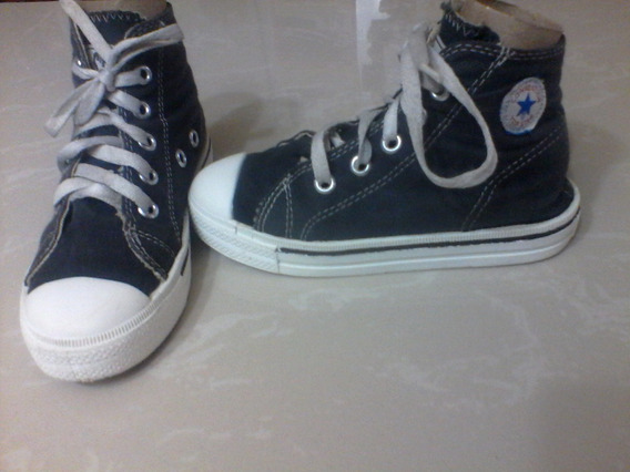Remate Zapatos Tipo Converse Talla 28