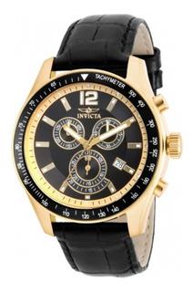 Reloj De Hombre Invicta 17771 Cronómetro Sumergible Garantía