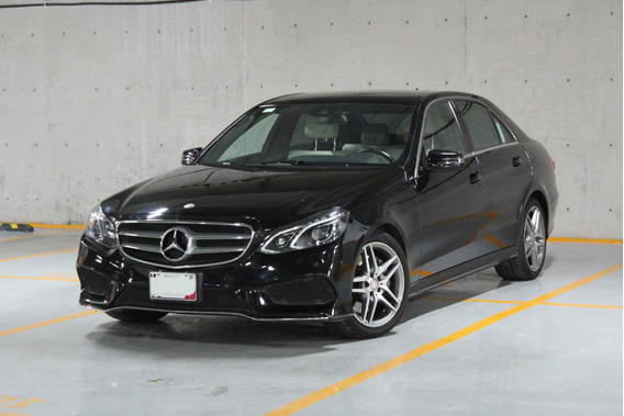 Mercedes Benz E 400 Sport 2014
