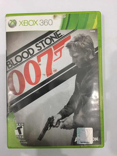 Imagen 1 de 1 de Blood Stone 007 Xbox360