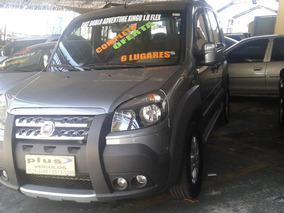 Fiat Doblo 1.8 16v Adventure Xingu Flex 5p 2013 Completa