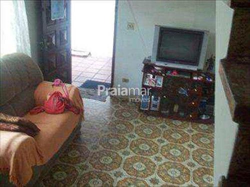 Imagem 1 de 7 de Casa  03 Dormitórios I 215m² I 4 Vagas I Parque São Vicente I Sv - 1106