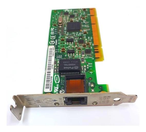 Placa De Rede Intel Pro/1000 Gt Desktop - A Pronta Entrega!
