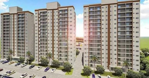 Apartamentos 57metros Quadrado Com 2 Quartos Sendo Uma Suíte