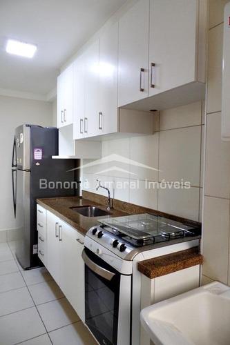 Apartamento À Venda Em Vila Aurocan - Ap011484
