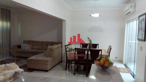 Imagem 1 de 17 de Casa Com 3 Dormitórios À Venda, 130 M² Por R$ 450.000,00 - Jardim Da Alvorada - Nova Odessa/sp - Ca2228