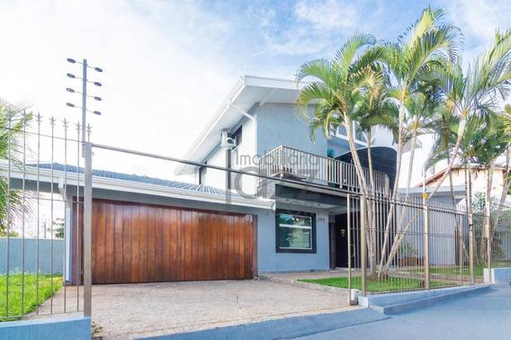 Casa Com 3 Dormitórios À Venda, 283 M² Por R$ 1.090.000 - Cidade Universitária - Campinas/sp - Ca4659