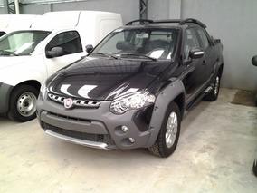 Fiat Strada Adventure 1,6 115 Cv Cabina Extendida 0 Km Negro