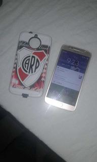 Vendo Celular Motorola G5 S Plus Con 32 Gb Y 4 De Ram