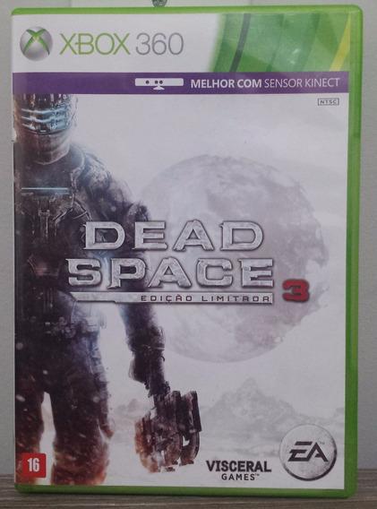 Dead Space 3 Edição Limitada Xbox 360