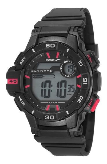 Relógio De Pulso Masculino Digital Speedo - 11008g0evnp2