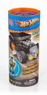 Juguete Mega Bloques Hot Wheels Bone Shaker