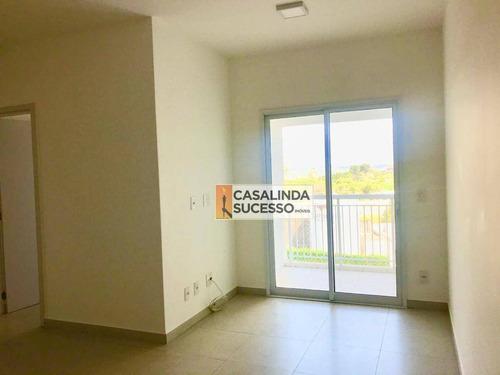 Imagem 1 de 9 de Apartamento Com 3 Dormitórios À Venda, 75 M² Por R$ 340.000,00 - Jardim Nova Era - Salto/sp - Ap6149