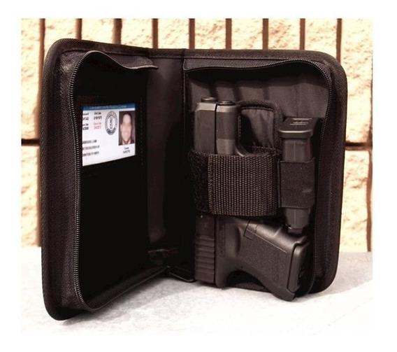 Funda Pistola Estuche De Transportación Libreta Uncle Mike