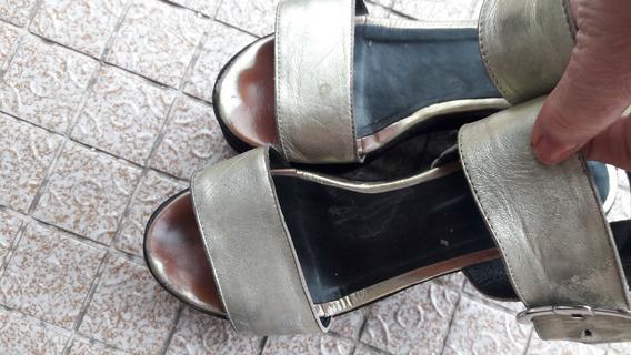 Oferta 2 Sandalias Con Plataforma
