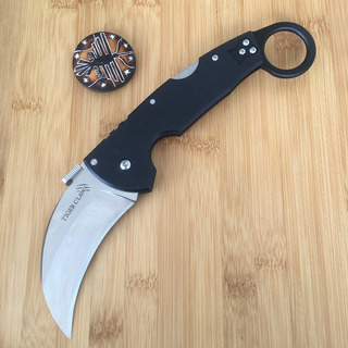 Karambit Cold Steel Canivete Tiger Claw 22kf Aço Cts-xhp