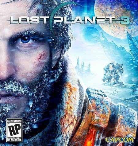 Lost Planet 3 Jogo Para Ps3 Lacrado