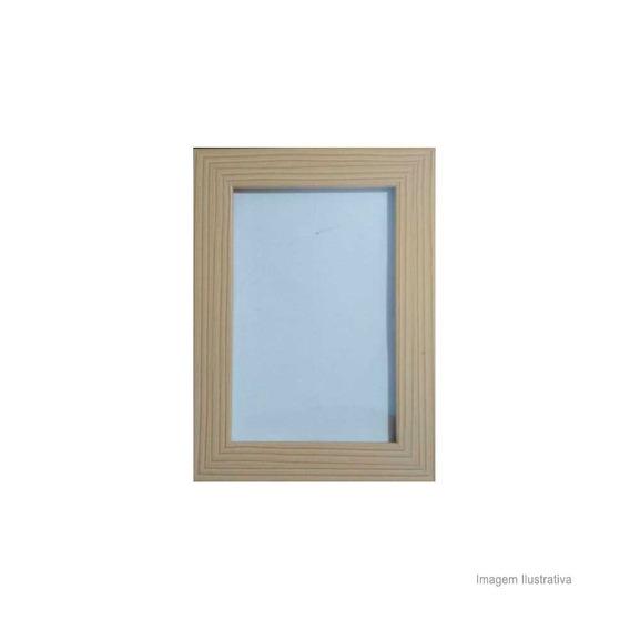 Porta Retrato 13x18cm Life Zebrano Infinity Infinity