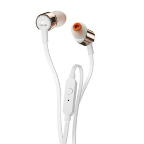 Fone De Ouvido Jbl In Ear T110bt - Branco 28910841