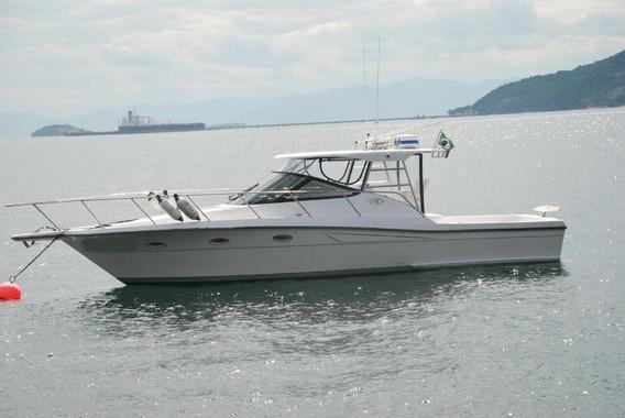 Lancha Riostar 37 Fishing Barco Pesca Ñ Carbrasmar Sedna