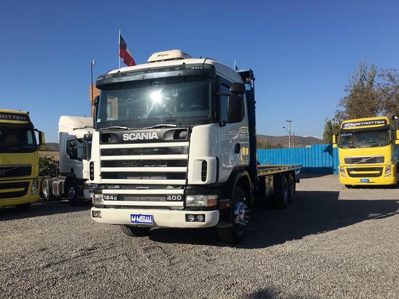 2000 Scania G124 6x4