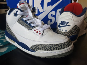 Jordan Retro 3 True Blue 8.5us 6.5mx