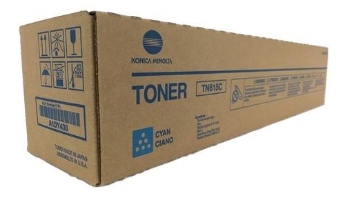 Imagen 1 de 2 de Toner Konica Minolta Tn615c Color Cyan Original