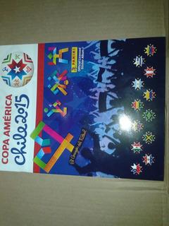 Álbum De Figurinhas Copa América No Chile 2015