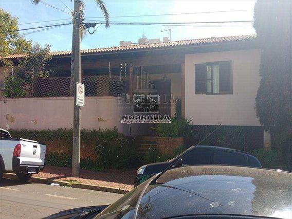 Casa Em Jaboticabal Bairro Centro - V476300