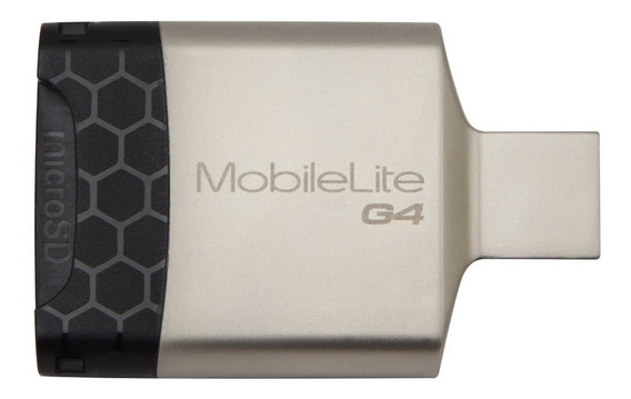 Lector Mobile Lite Kingston Fcr-mlg4 Usb 3.0 Multi-card Read