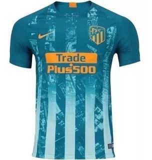 Camiseta Atlético De Madrid Original 2018 Pronta Entrega