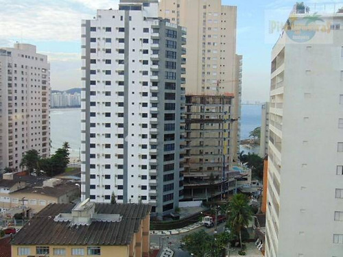 Imagem 1 de 30 de Praia Do Tombo, Cobertura Penthouse, Decorada E Reformada. - Co0163