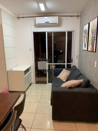 Apartamento No Piazza Straus  3 Dormitórios À Venda, 70 M² - Vila Ema - São José Dos Campos/sp - Ap2614