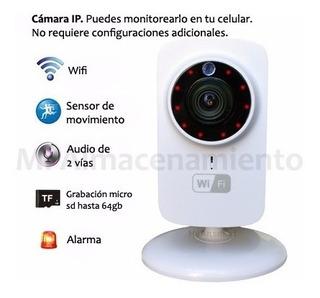 Camara Vigilancia Ip V380s Wifi Vision Nocturna