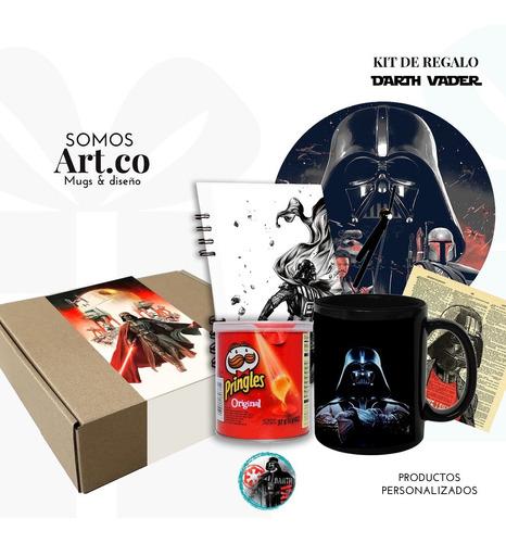 Mug Darth Vader / Kit De Regalo Darth Vader / Star Wars