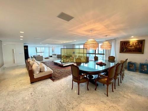 Imagem 1 de 30 de 5 Qtos Apartamento De Luxo Lazer Completo Vila Da Serra - 5780