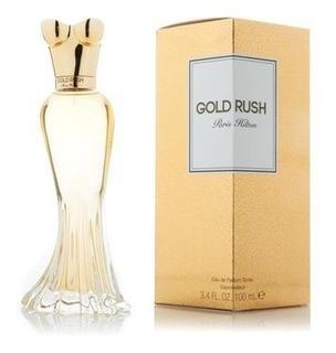 Dam Perfume Paris H. Gold Rush 100 Ml. Edp Original