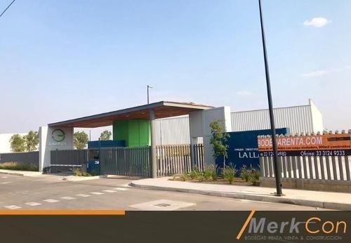 Bodega Renta 1000 M2 Parque Industrial La Llave Tlaquepaque Jalisco Mexico 3
