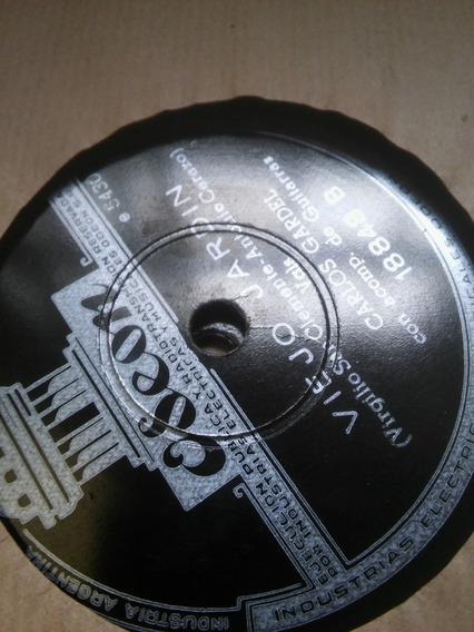 Liquido Lote 34 Discos Pasta Carlos Gardel. El + Completo